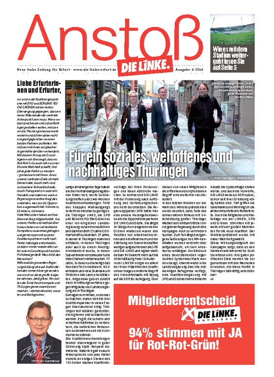 Bild Zeitung Erfurt